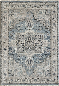 Dynamic Juno 6882 500 Light Blue Cream Rug