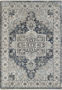 Dynamic Juno 6882 590 Dark Blue Cream Rug