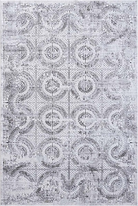 Dynamic Mosaic 1663 900 Grey Rug