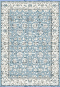 Dynamic Pearl 3743 500 Light Blue Rug
