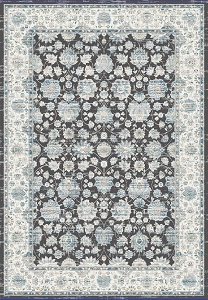 Dynamic Pearl 3743 990 Dark Grey Rug