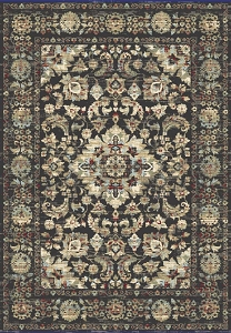 Dynamic Pearl 3745 990 Dark Grey Rug