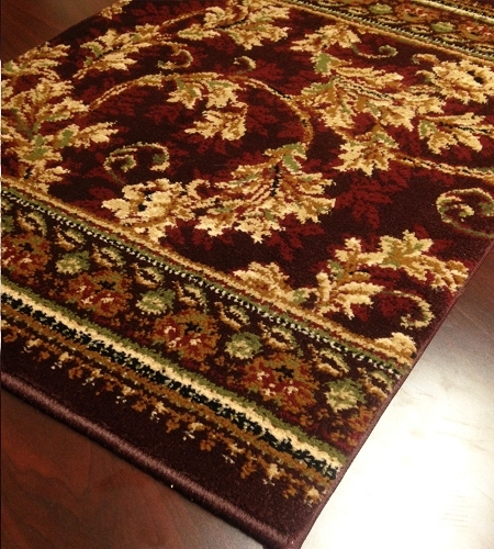 Earnest Scroll 227 Shiraz Carpet Stair Runner