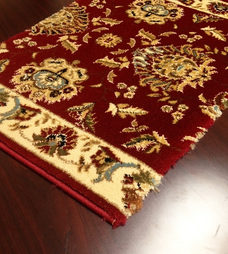 Eternity 3600 Red Stair Runner