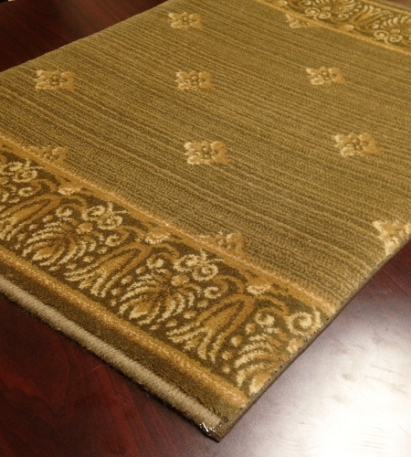 Royal Sovereign Harry 21367 Spring Moss Carpet Stair Runner