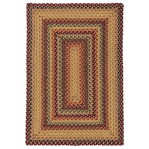 Canterbury Ultra Wool Braided Rug