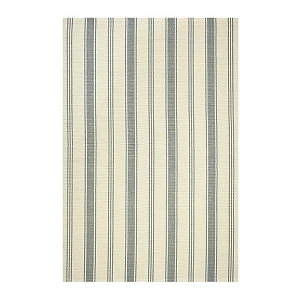 Cloud Camden Stripe Ultra Wool Braided Rug