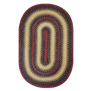 Highland Jute Braided Rug