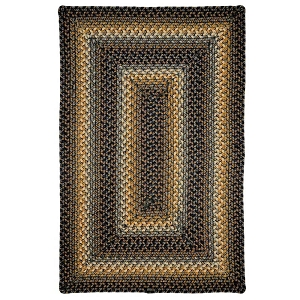 McKinley Ultra Wool Braided Rug