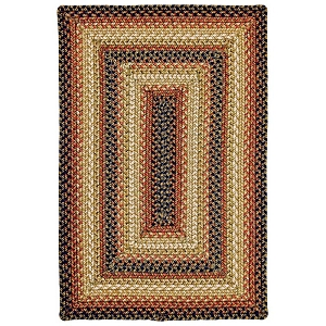 San Antonio Ultra Wool Braided Rug