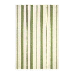 Tarragon Camden Stripe Ultra Wool Braided Rug