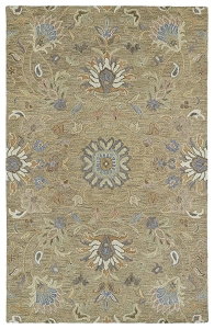 Kaleen Helena 3207-82 Light Brown Rug