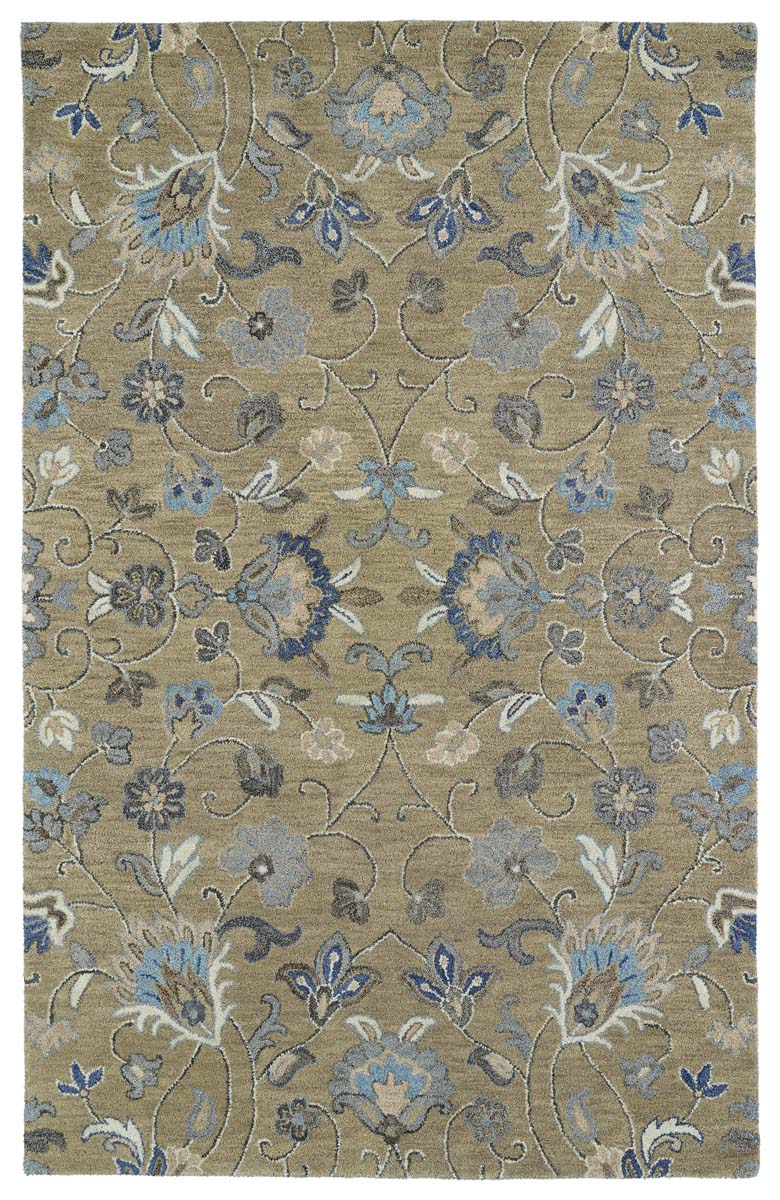 Kaleen Helena 3208-82 Light Brown Rug