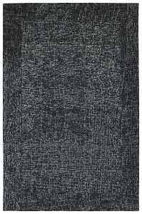 Kaleen Highline HGH01 85 Carbon Rug by Rachael Ray