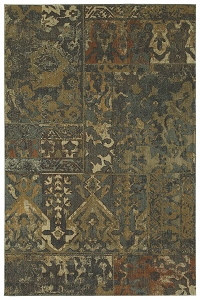 Kaleen Upstate UPS01 86 Multi Rug by Rachael Ray
