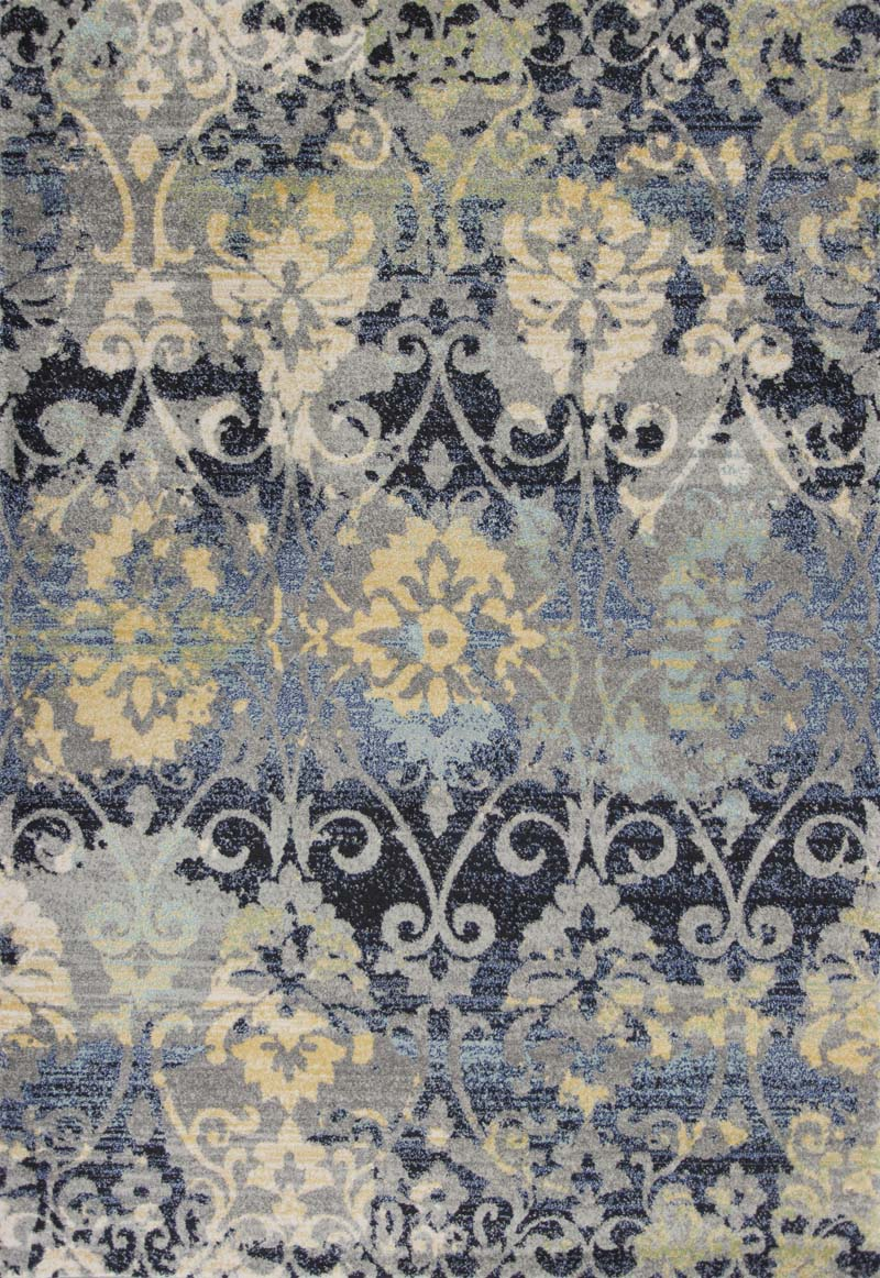 Kas Reina 9510 Grey Grace Rug