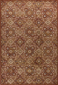 Kas Seville 9457 Rust Marrakesh Rug