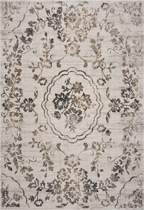 Kas Empire 7061 Grey Flora Rug