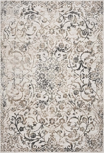 Kas Empire 7064 Ivory Grey Elegance Rug