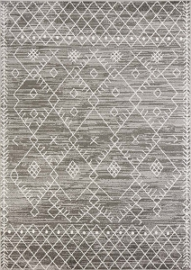 Kas Skyline 6422 Grey Escape Rug