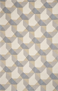 Kas Eternity 1060 Ivory Grey Elements Rug