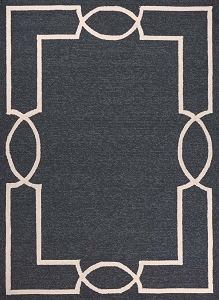 Kas Libby Langdon Hamptons 5226 Onyx Madison Rug