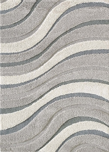Kas Monterrey 6911 Grey Waves Rug