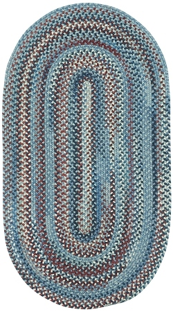 Blue Kill Devil Hill Rug by Capel