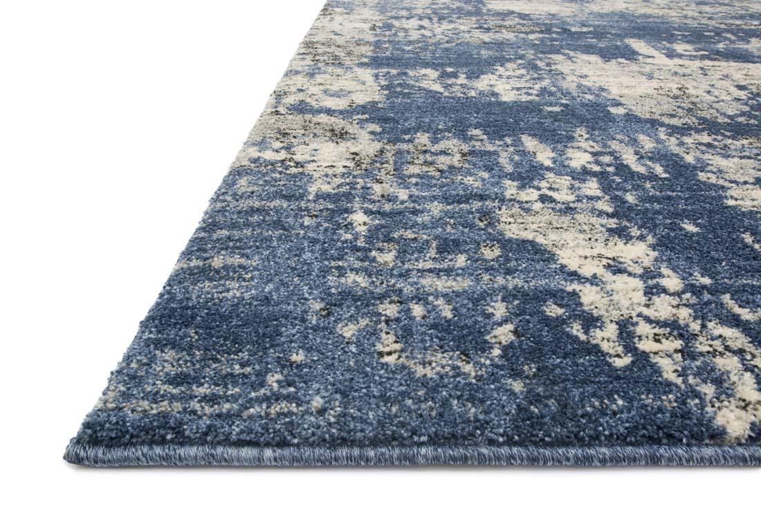 Payless Power Reviews >> Loloi Emory EB-11 Blue Granite Rug