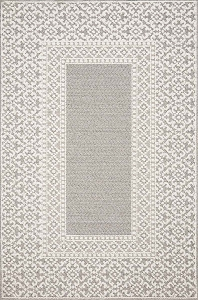 Loloi Cole COL-05 Grey Ivory Rug