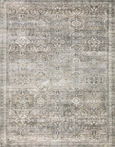 Loloi II Layla LAY-13 Antique Moss Rug