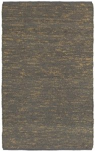 LR Resources Distressed Natural 03608 Pewter Rug