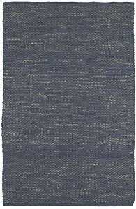 LR Resources Distressed Natural 03609 Indigo Rug