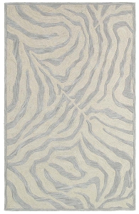 LR Resources Fashion 02510 Taupe Rug