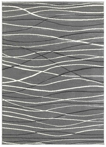 LR Resources Grace 81111 Gray Rug