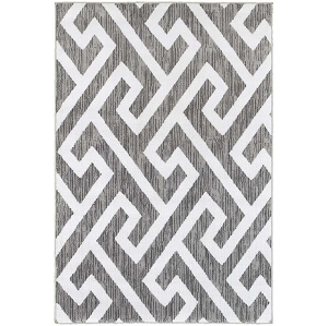 LR Resources Grace 81121 Gray Rug