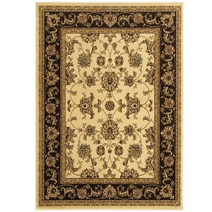 LR Resources Grace 81138 Ivory Rug