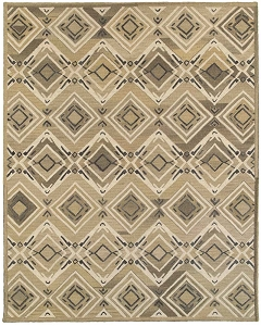 LR Resources Integrity 12014 Brown Rug