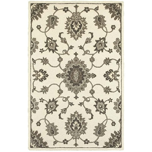 LR Resources Integrity 12018 Natural Rug