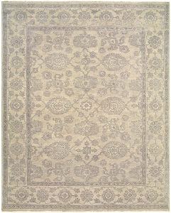 LR Resources Kanika 21022 Silver Rug