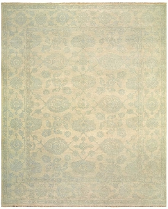 LR Resources Kanika 21023 Light Blue Rug