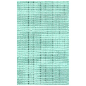LR Resources Kessler 81215 Mint Green Rug