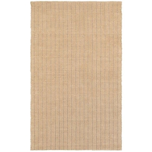 LR Resources Kessler 81216 Sandy Taupe Rug