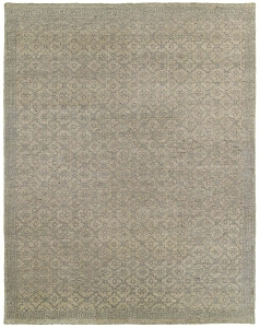 LR Resources Oushak 04426 Gray Rug
