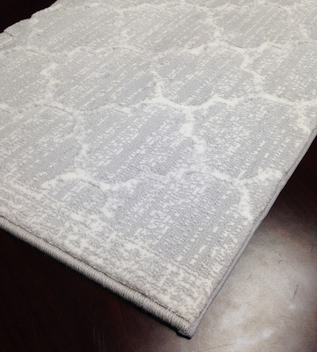 Marina Majorca CB91/0003a Platinum Hallway and Stair Runner