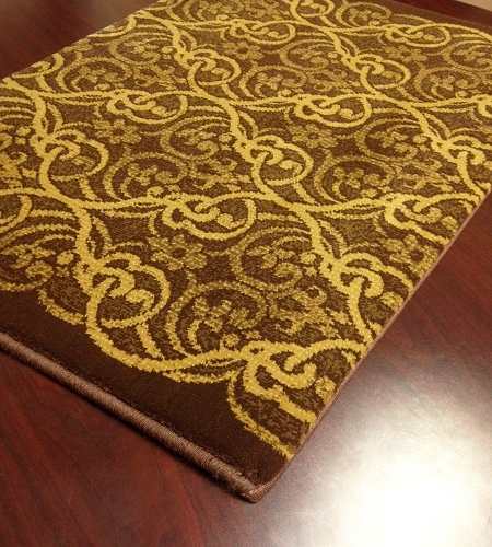 Hereke Masquerade 23132 Bark Carpet Stair Runner