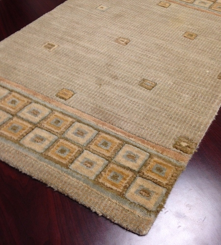 Metropolis ME01 Sage Carpet Stair Runner