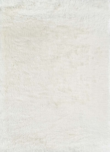Momeni Enchanted Shag ENS-1 White Rug