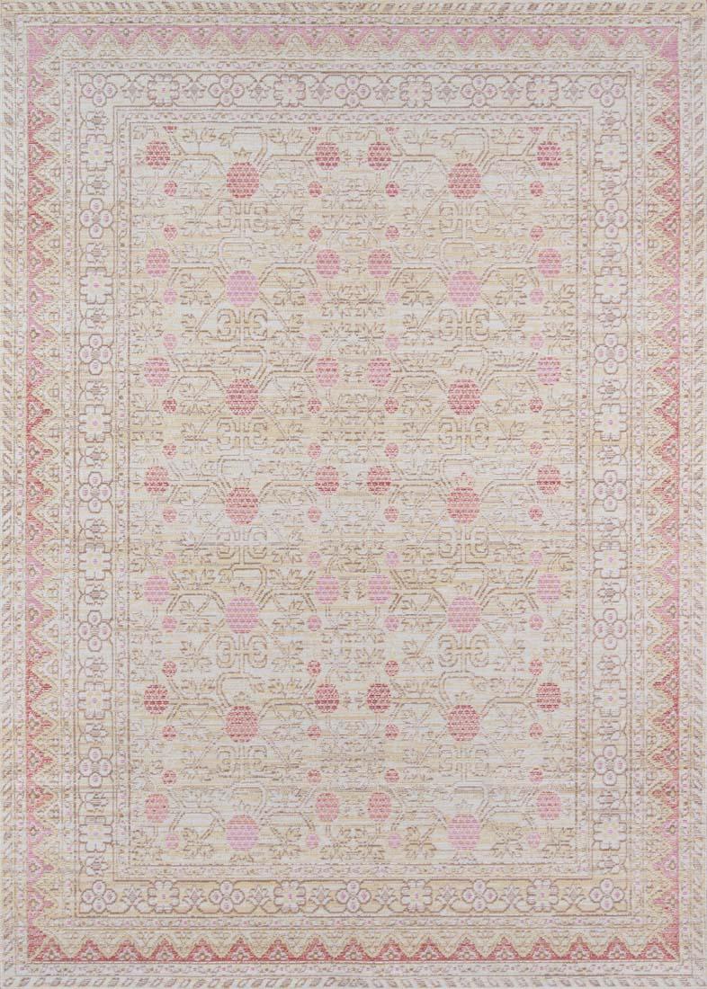 Momeni Isabella Isa 3 Pink Rug