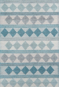 Momeni Andes AND-5 Blue Rug